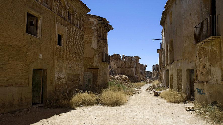 spanjemijnland | Belchite