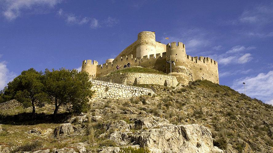 spanjemijnland   Castillo de Biar