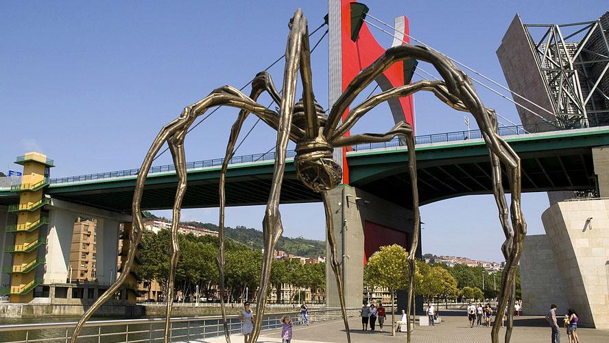 spanjemijnland   Museo Guggenheim - Bilbao