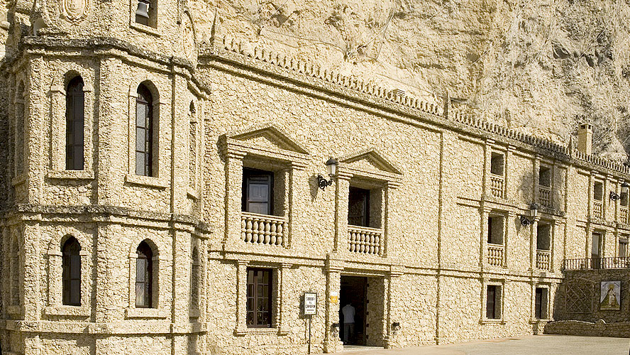 spanjemijnland | Monasterio de Santa Ana - Calasparra