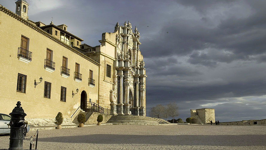 spanjemijnland | Basílica Vera Cruz - Caravaca de la Cruz