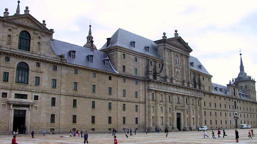 spanjemijnland | Real Monasterio de San Lorenzo de El Escorial