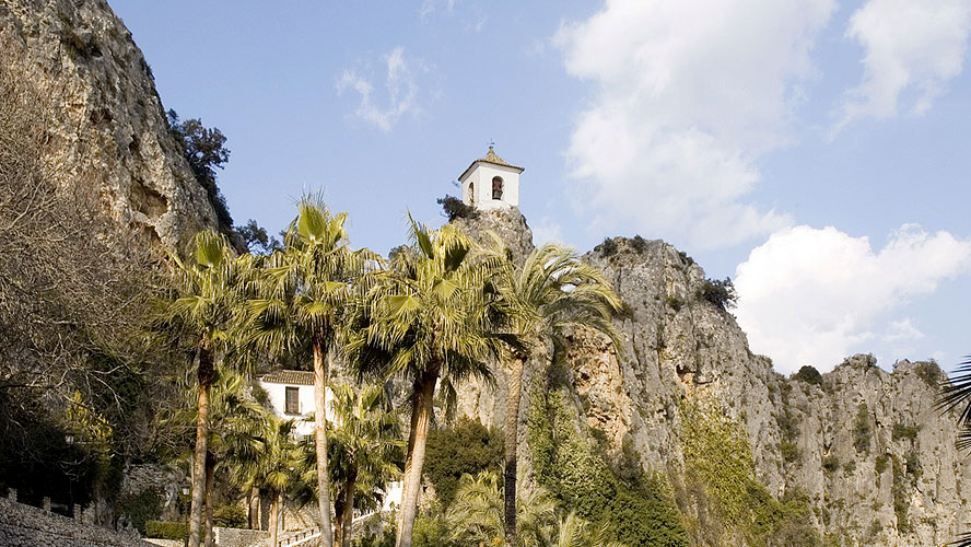 spanjemijnland   Guadalest