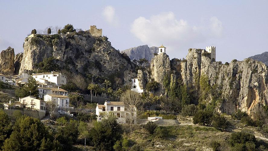 spanjemijnland | Guadalest