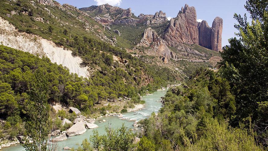 spanjemijnland | Las Peñas de Riglos