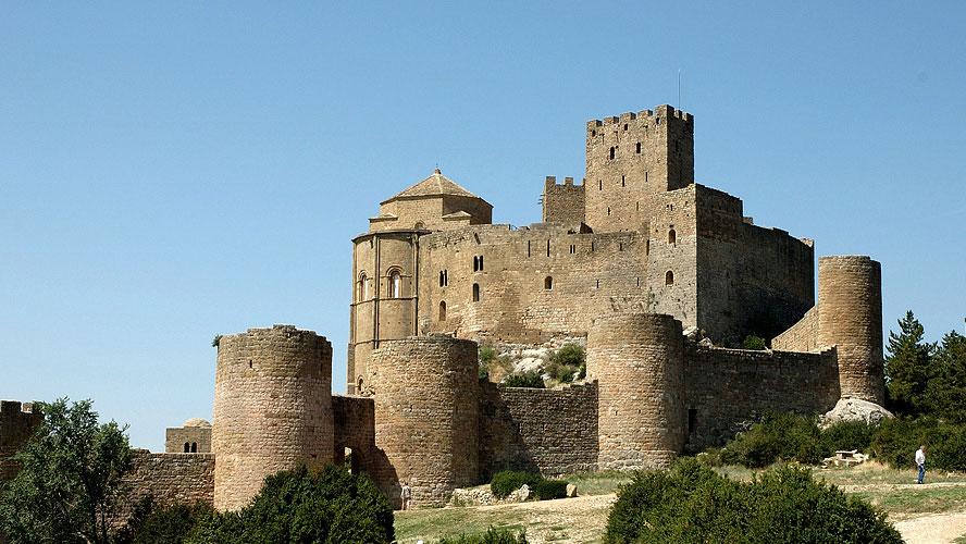 spanjemijnland   Castillo de Loarre