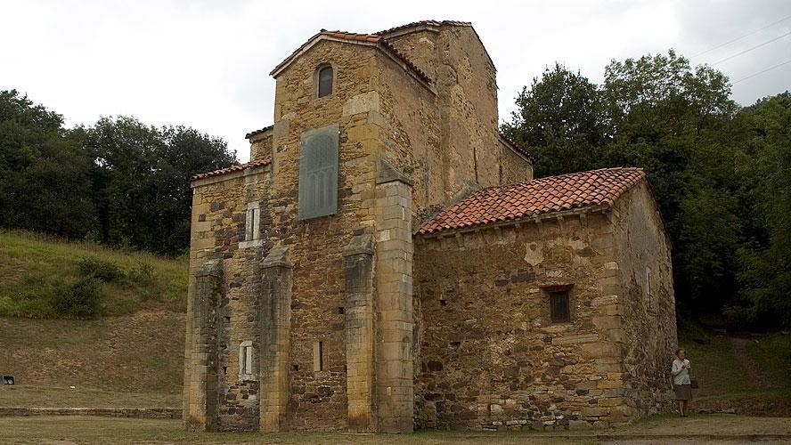spanjemijnland | Santa María del Naranco - Oviedo