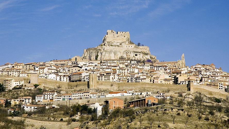 spanjemijnland | Morella