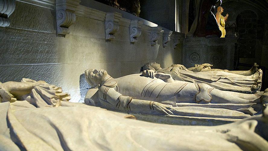 spanjemijnland | Monasterio de Santa María la Real - Nájera