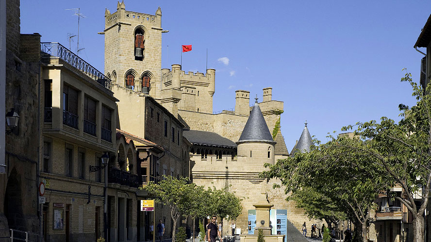 spanjemijnland | Castillo de Olite - Parador Nacional de Olite