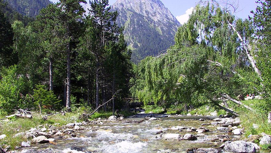 spanjemijnland | Parc National Aigüestortes i Estany de Sant Mauricimeer - Pyreneeën