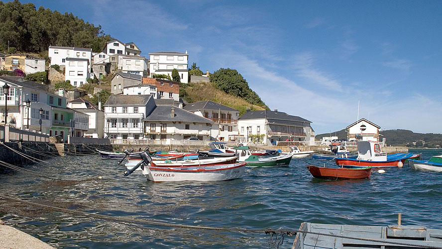 spanjemijnland | Porto de Barqueiro