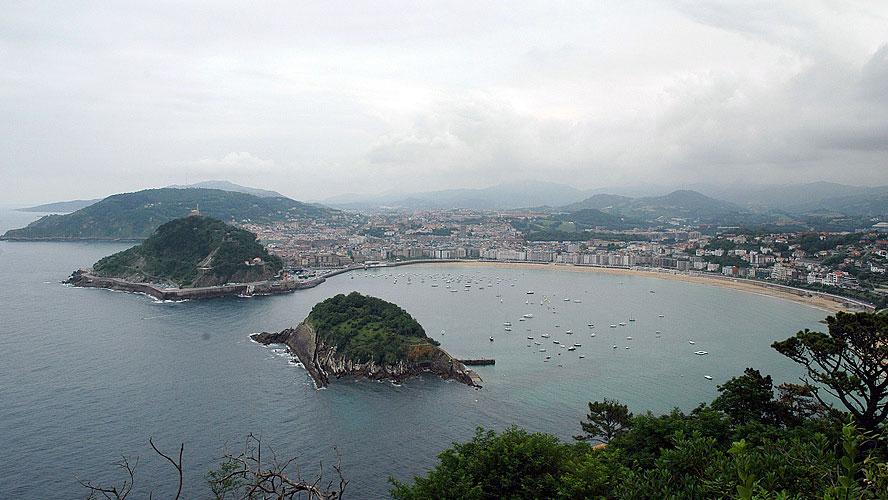 spanjemijnland   San Sebastian