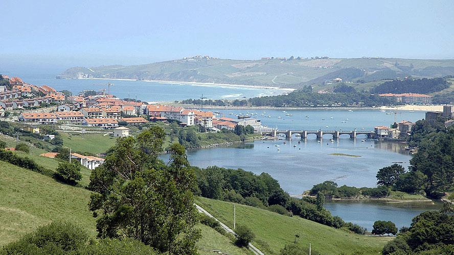 spanjemijnland   San Vicente de la Barquera