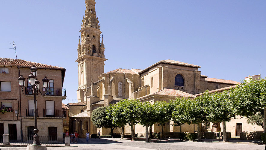 spanjemijnland | Santo Domingo de la Calzada