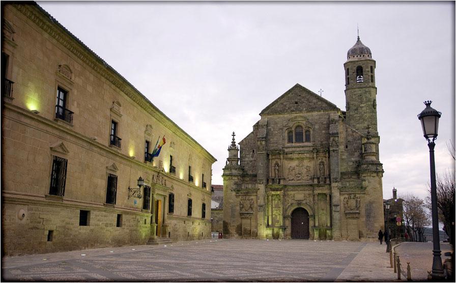 spanjemijnland | Ubeda - Andalusië